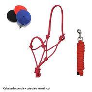 Cabezada cuerda + ramal eco o cuerda