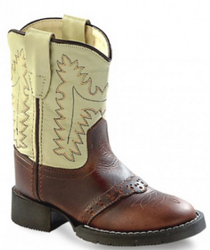 Botas Old West Nº 32 Talla 19, 20, 21, 22, 23
