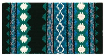 Mayatex Riverland Black/turquoise