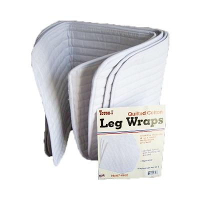 Leg Wraps quilted cotton