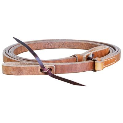 Adjustable roping reins