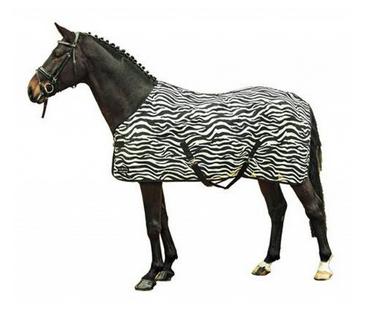 Manta Nº 8 Antimoscas Zebra