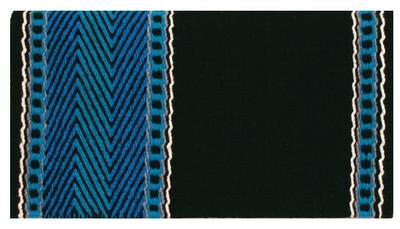 Mayatex Bar 8 Black/turquoise