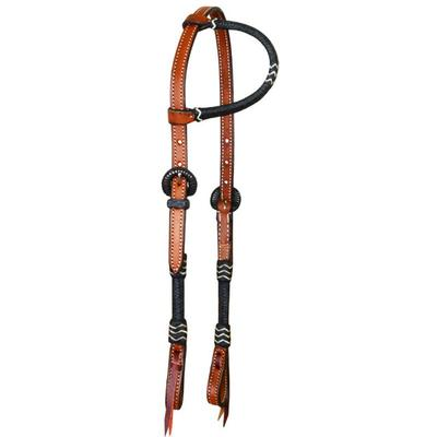 Rawhide Double Color frontal oreja