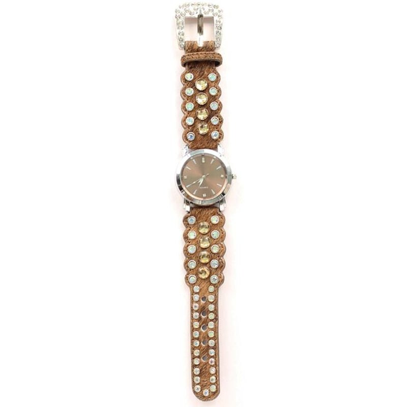 Reloj Western Leather