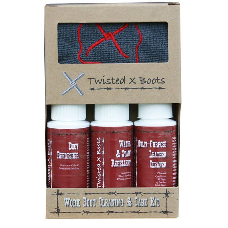 Twisted X cleaning set